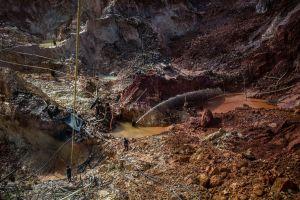 Habitantes de El Manteco en el estado Bolívar, reportaron que se produjo una masacre en zona minera