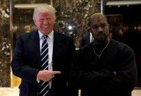 Lo que dijo Trump sobre una eventual candidatura de Kanye West para la Casa Blanca