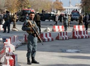 Al menos 12 heridos en atentado suicida en Afganistán