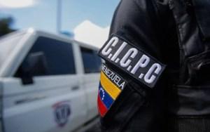 Delincuente resultó abatido tras enfrentarse con el Cicpc en la Panamericana