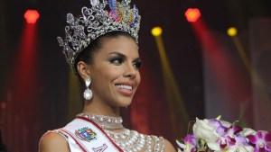 Miss Venezuela Isabella Rodríguez no pasó al grupo de las 12 finalistas en el Miss Mundo 2019
