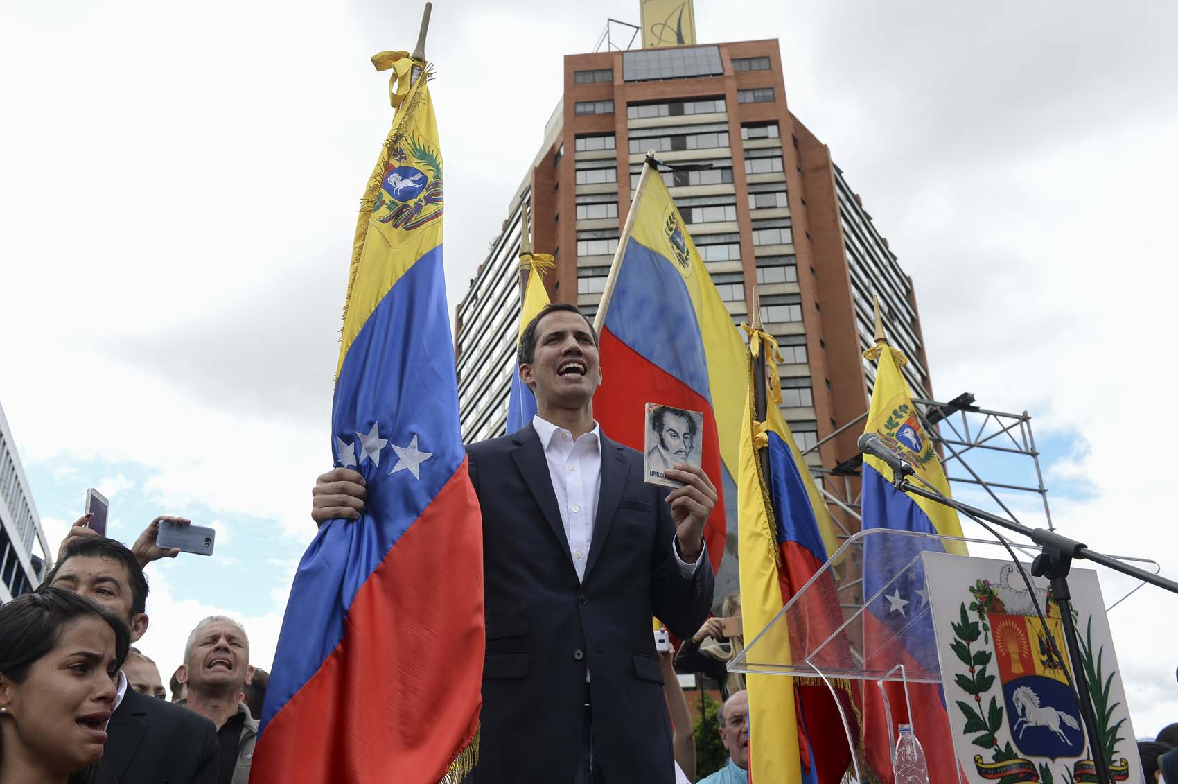 Hace dos meses volvió la esperanza a Venezuela con la juramentación de Guaidó