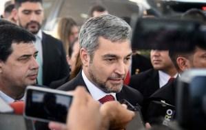 Presidente de Paraguay insta a respetar la democracia en Bolivia