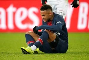 Neymar lloró durante dos días después de su última lesión