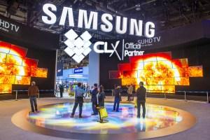 CLX Samsung asistió a la edición 2019 del CES