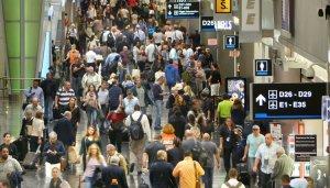 Aeropuerto Internacional de Miami establece récord por cantidad de viajeros