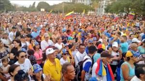 UDR asegura que el #23Ene no es para mantener actitudes flexibles ante la usurpación de Maduro