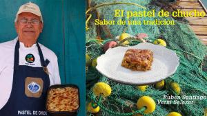 """""""El pastel de chucho: sabor de una tradición"""", es el nuevo ensayo literario de la gastronomía venezolana"""