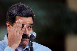 """Maduro expresó su obsesión por renovar un CNE a su medida y pedirle """"cacao"""" a Trump"""