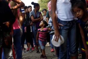 Unicef busca 153,2 millones de dólares para atender a niños venezolanos