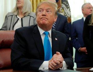 Trump renuncia a crear una Fuerza Espacial independiente en EEUU