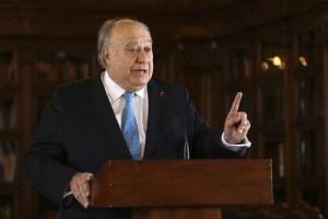 Calderón Berti: La investigación por la presunta corrupción empezó por mi iniciativa (VIDEO)