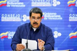 """El Chiste del Día: Maduro dice que si Guaidó convoca elecciones le dará """"una revolcada"""""""