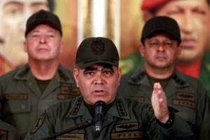 """Ojeroso carómetro: """"Van a pasar por estos cadáveres""""… rostros del """"gordi"""" mando militar de Maduro cuando Padrino dijo eso (FOTOS)"""