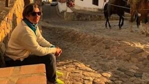Gloria Álvarez: tenemos una maravilla de país y eso me hace estar enamorada y viajar a cada rincón