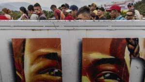 Agentes del Sebin detienen a venezolanos en territorio de Colombia
