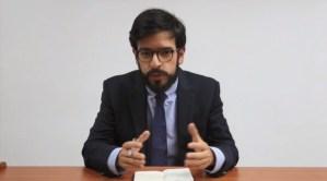 Pizarro denunció que régimen de Maduro no garantiza salud a los venezolanos