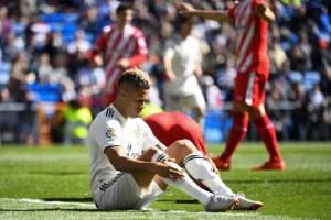 Girona asalta el Bernabéu y aleja al Real Madrid de la lucha por la Liga