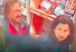 """Rolo e' vivos… No se aguantaron y los pillaron haciendo """"el sabrosito"""" en un supermercado (VIDEO)"""