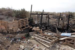 Hombre casi muere quemado al explotarle un artefacto explosivo en La Victoria