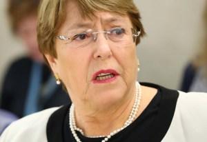 Bachelet llega a una Venezuela devastada por la crisis