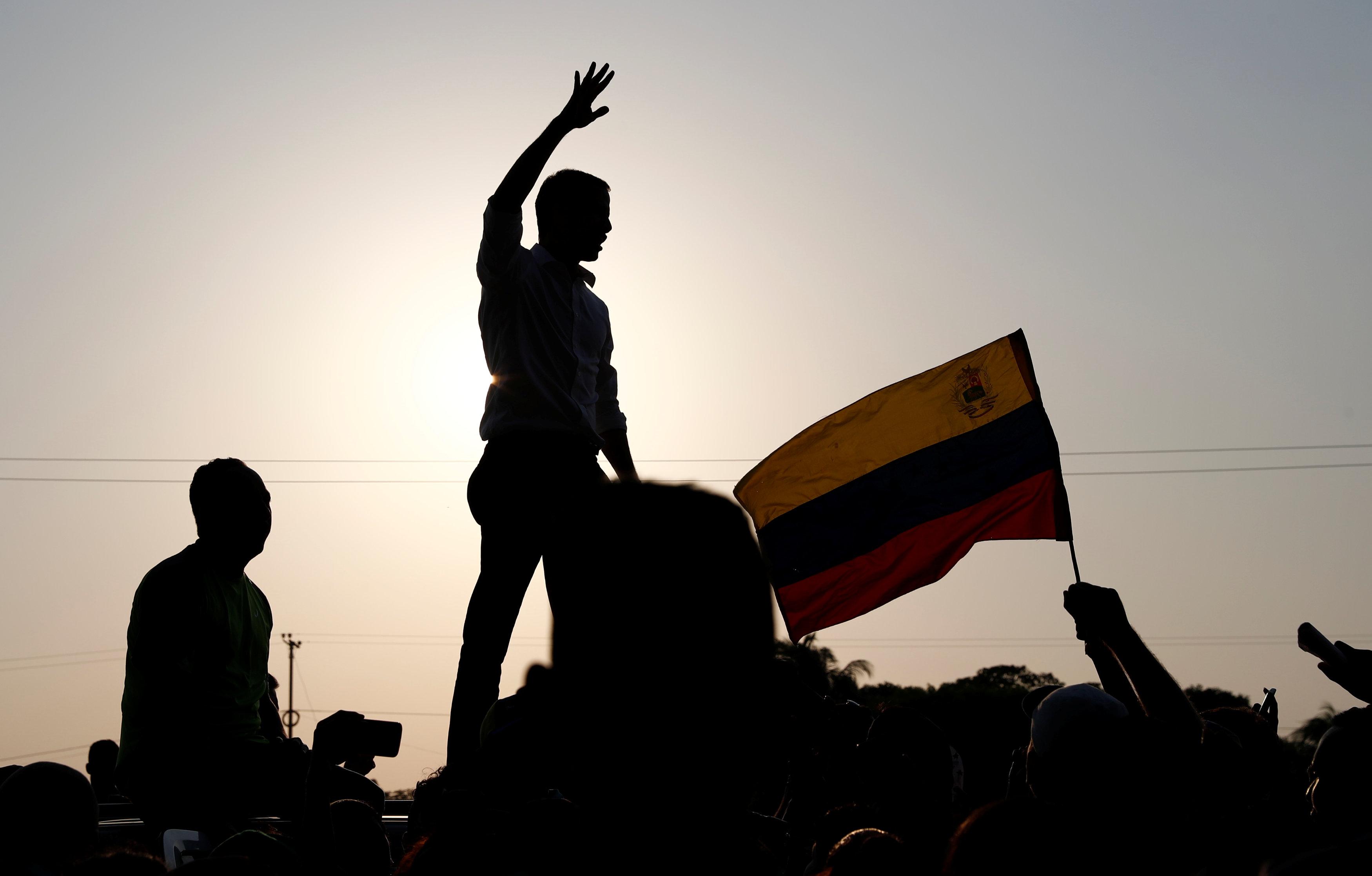 Guaidó: El régimen de Maduro está en su fase final