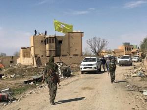 Derrotado el último bastión del Estado Islámico en Siria