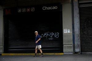 Metro de Caracas suspende operaciones debido a nuevo corte de energía #24Ago