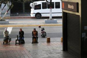 Metro de Caracas no presta servicio comercial tras el apagón #23Jul