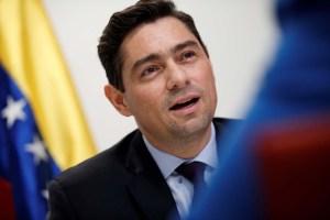 Vecchio tras sanciones de Estados Unidos: Hay que proteger los activos de los Venezolanos