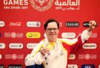 Ciudadano Banesco triunfa en Olimpiadas Especiales Abu Dabi 2019