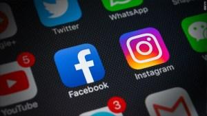 Reportan nueva falla global de Instagram y Facebook