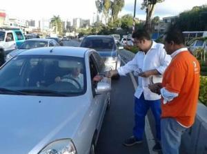 Tirso Flores condenó la arbitraria detención de Roberto Marrero
