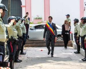 Alcalde de El Hatillo presenta balance de su primer año de gestión