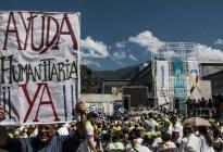 Movimiento Voluntarios Por Venezuela presentó su campaña internacional (Video)