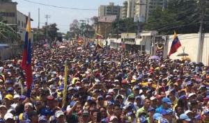 Guaidó desde Barcelona: Vamos a ir pronto a Miraflores a exigir nuestros derechos #23Mar (Fotos+Video)