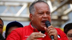 Diosdado Cabello: Roberto Marrero nos pidió que dejáramos solo a Maduro