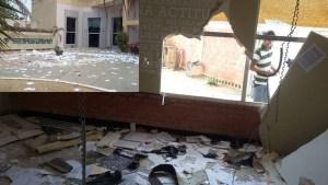Hotel Brisas del Norte: saqueo causó pérdidas de 2.5 millones de dólares