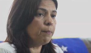 Elvira Llovera, madre de Juan Pablo Pernalete, mención especial de premio de derechos humanos (VIDEO)