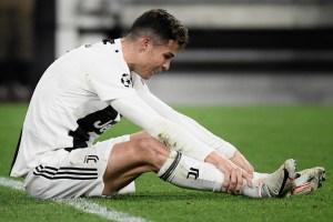 Los memes no tuvieron piedad con la eliminación de Cristiano Ronaldo de la Champions