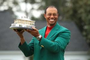 Trump entregará a Tiger Woods el más alto reconocimiento de EEUU