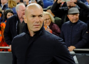 """El enigmático mensaje de Zidane sobre la """"operación limpieza"""" del Real Madrid"""