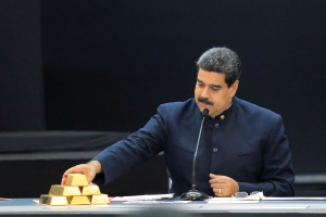 Bloomberg: En medio de sanciones, Maduro vende 400 millones de dólares en oro
