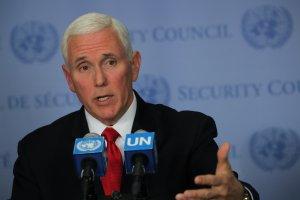 Mike Pence: EEUU respeta la soberanía del legítimo presidente (e) Guaidó