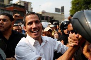 ¡Honrado! El mensaje de Juan Guaidó por estar entre los hombres más influyentes de la revista Time