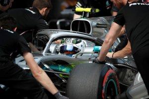 Pole para Bottas en China delante de Hamilton, Mercedes apunta alto