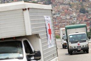 Lo que trae la ayuda humanitaria de la Cruz Roja INTERNACIONAL a Venezuela (Fotos+Video)