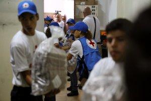 Hospitales reciben ayuda humanitaria de la Cruz Roja INTERNACIONAL (Fotos)