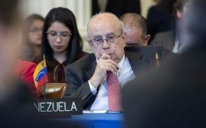 Gustavo Tarre Briceño: Régimen de Maduro debe 12 millones de dólares a la OEA