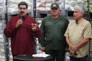 """El Chiste del Día: Maduro dice que Trump llamó al Papa para confesar """"la obsesión fatal que tiene contra Venezuela"""""""